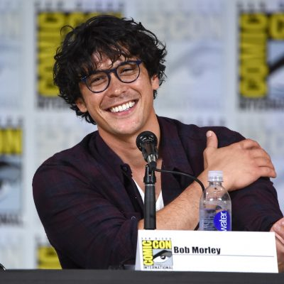 Bob-Morley-Hot-Pictures