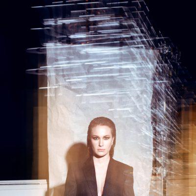 Kelly Frye Lights Portrait
